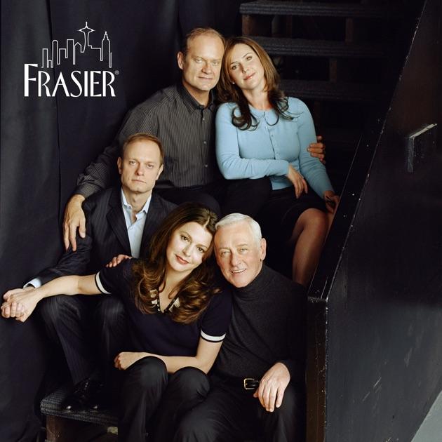 Frasier, Season 9 On ITunes