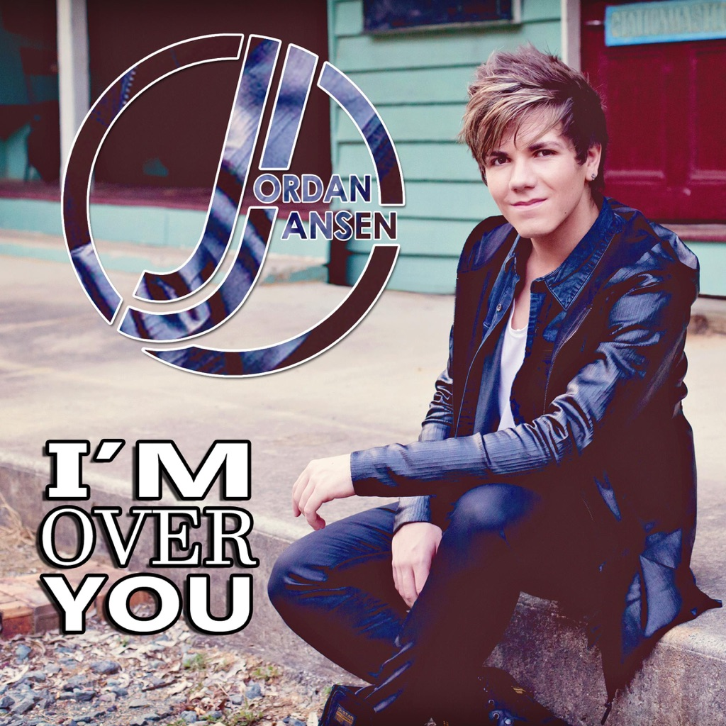I'm over You - Jordan Jansen,music,I'm over You,Jordan Jansen