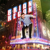 Cover to Brian Regan's Live from Radio City Music Hall