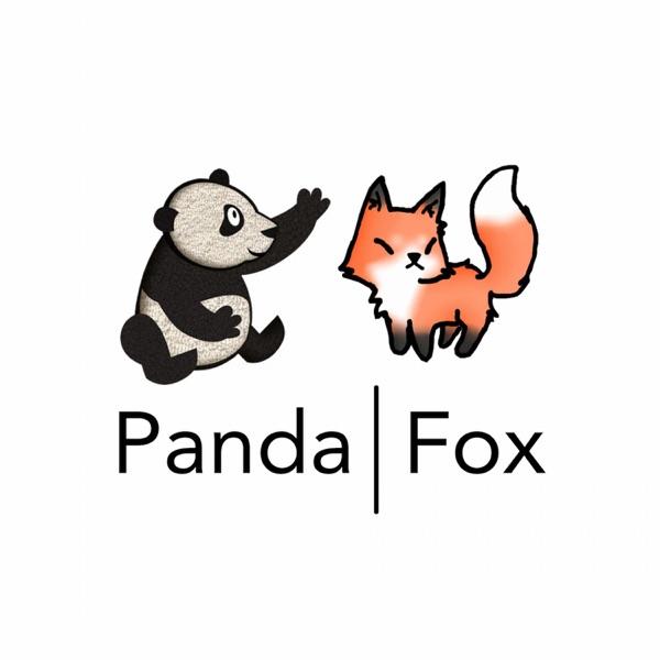 Panda and Fox