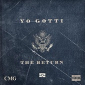 Yo Gotti - The Return  artwork