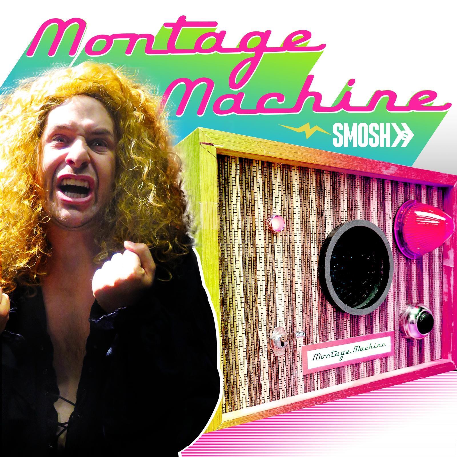 montage machine