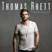 Thomas Rhett - Die a Happy Man  artwork