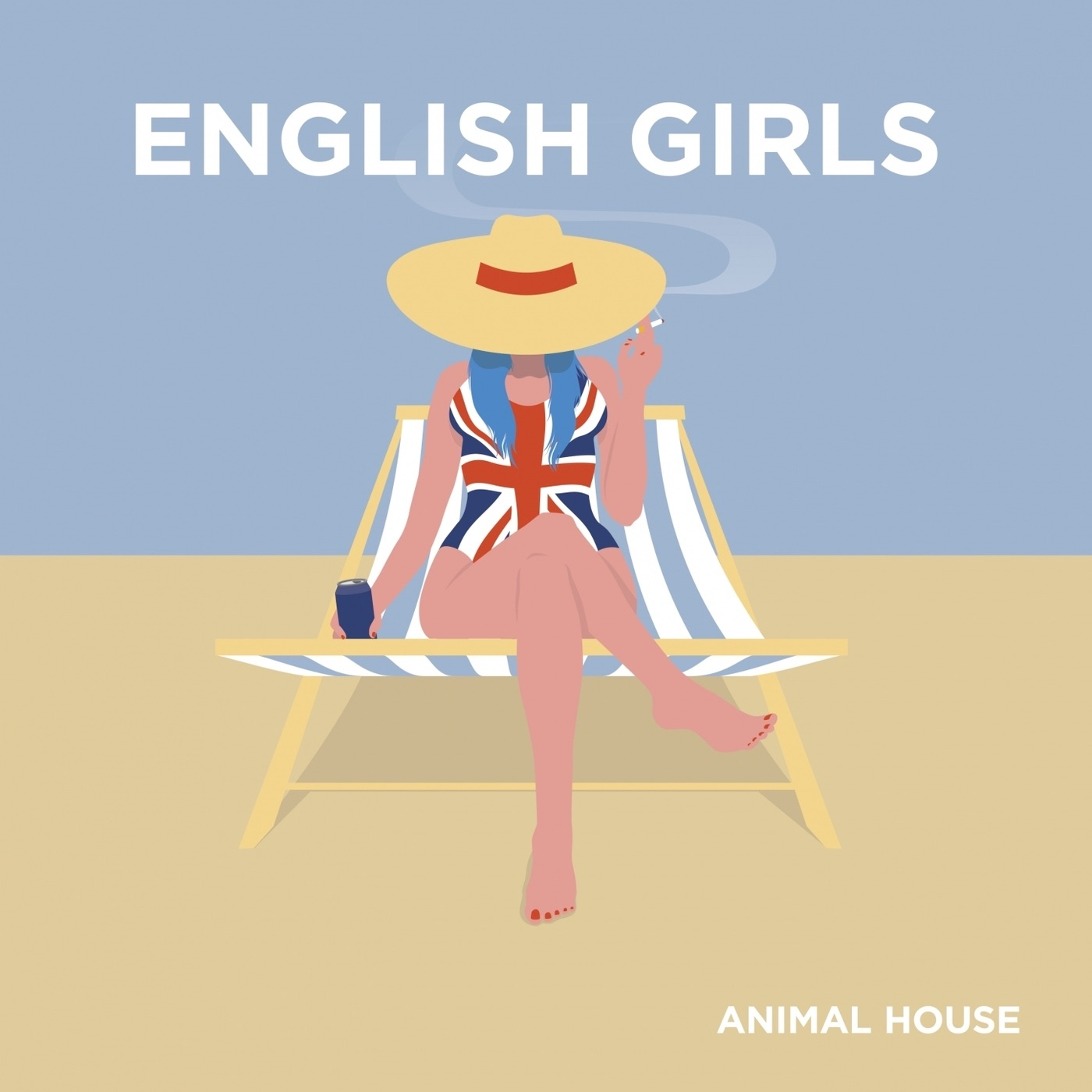 English girls single by animal house on itunes for English house music