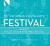 Michigan Youth Arts Festival 2015 9:00 AM Vocal Solo Ensemble Recital (Live)