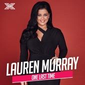 Lauren Murray - One Last Time (X Factor Performance) artwork