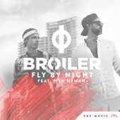 Broiler - Fly By Night (feat. Tish Hyman) artwork