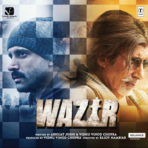 Wazir (2016) 720p Bluray x264 DD 5.1 ESub [DDR]