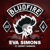 Eva Simons - Bludfire (feat. Sidney Samson) [Radio Edit] illustration