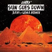 Sun Goes Down (Savi x Lema Remix) - Single cover art