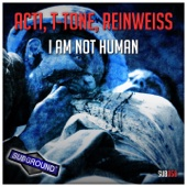 I Am Not Human - Single cover art