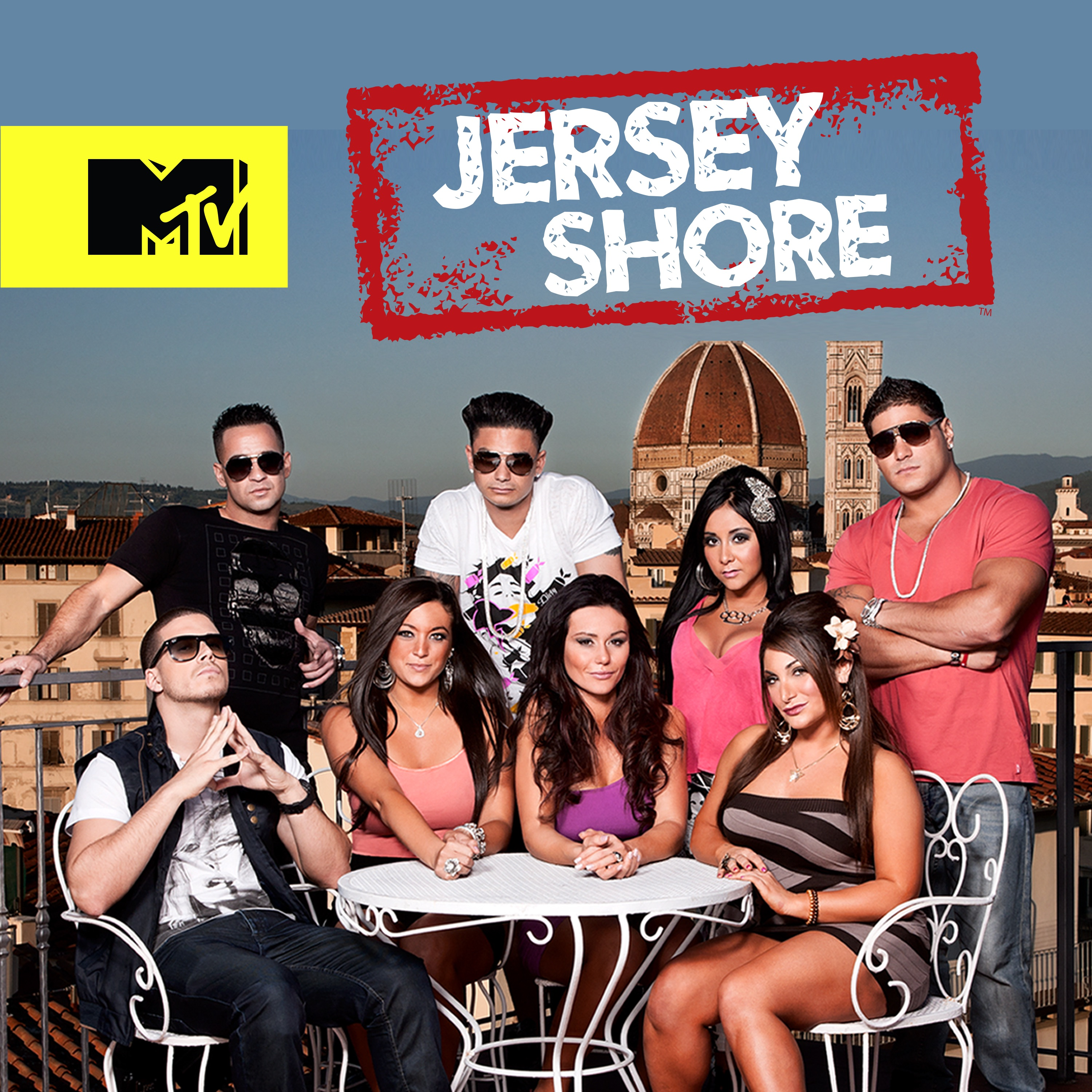 Jersey Shore, Season 4 On ITunes