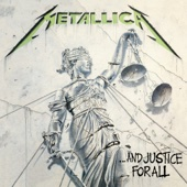 Metallica - ...And Justice for All artwork