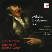 Concerto for Harpsichord, Strings and Basso continuo in D Major, F. 41: III. Vivace