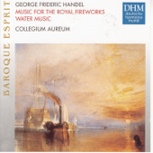 Water Music Suite No. 2 in D Major, HWV 349: V. Bourrée