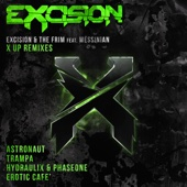 X Up the Remixes (feat. Messinian) - EP cover art