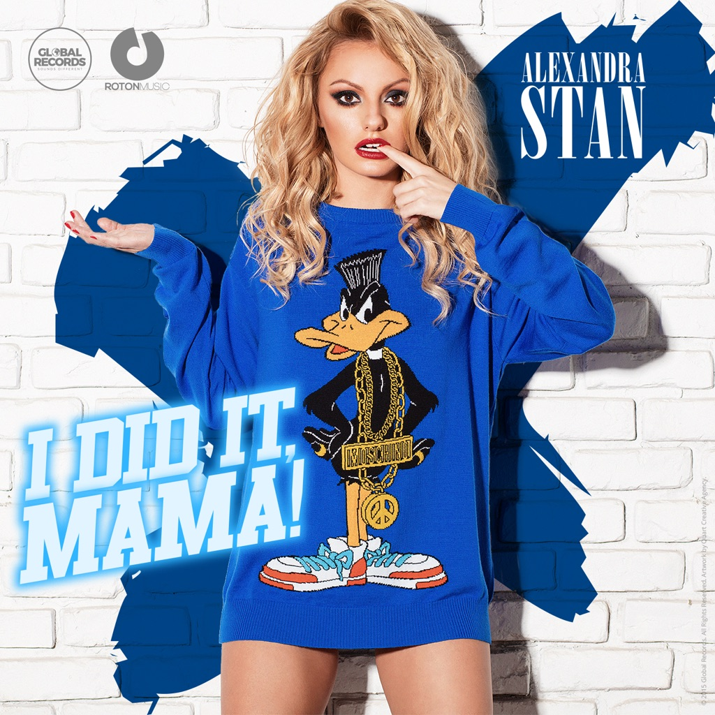 Alexandra Stan - I Did It Mama,music,I Did It Mama,Alexandra Stan