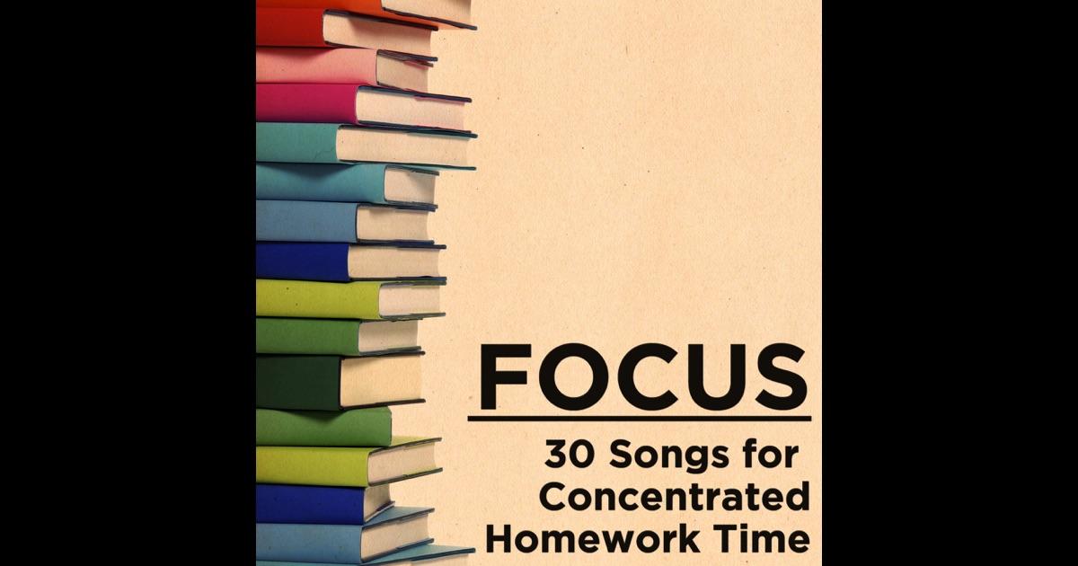 Songs For Homework