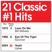 21 Classic #1 Hits - Various Artists Cover Art
