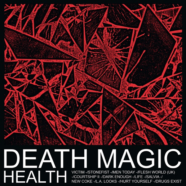 HEALTH DEATH MAGIC Album Cover