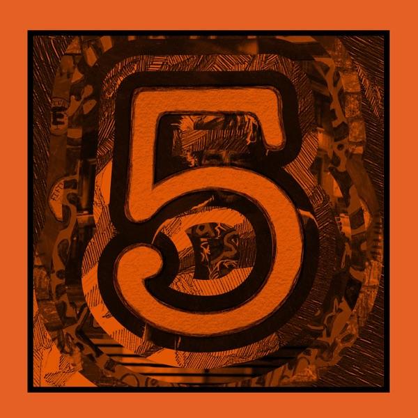 5 Ed Sheeran CD cover