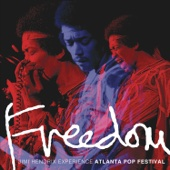 The Jimi Hendrix Experience - Freedom: Atlanta Pop Festival (Live)  artwork
