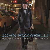 John Pizzarelli - Midnight McCartney  artwork