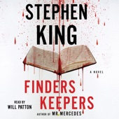 Finders Keepers: A Novel (Unabridged) - Stephen King Cover Art