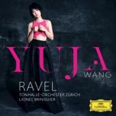 Yuja Wang, Lionel Bringuier & Tonhalle-Orchester Zürich - Ravel  artwork
