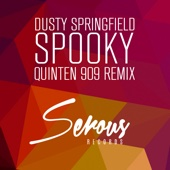 Spooky (Quinten 909 Remix) - Single cover art