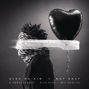 Alex Da Kid feat. X Ambassadors, Elle King and Wiz Khalifa - Not easy