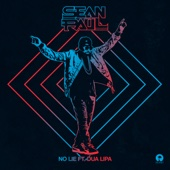 Sean Paul - No Lie (feat. Dua Lipa) illustration