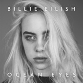 Ocean Eyes - Billie Eilish Cover Art