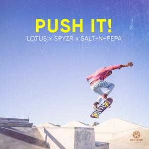 Salt‐N‐Pepa - Push It! - Single