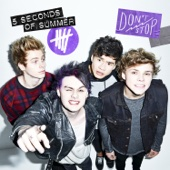 Try Hard - 5 Seconds of Summer Cover Art