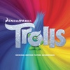 Various Artists - Trolls (Original Motion Picture Soundtrack)  artwork