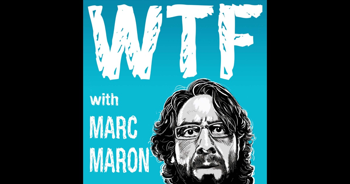 wtf with marc maron podcast by marc maron on itunes. Black Bedroom Furniture Sets. Home Design Ideas