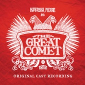 Natasha, Pierre and the Great Comet of 1812 (Original Cast Recording) - Dave Malloy Cover Art