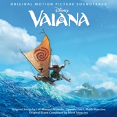 Various Artists - Vaiana (Original Motion Picture Soundtrack) portada