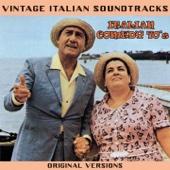 Various Artists - Vintage Italian Soundtracks: Italian Comedy 70's artwork
