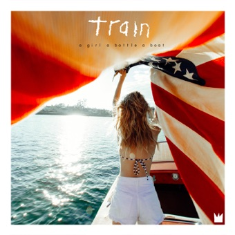 a girl a bottle a boat – Train