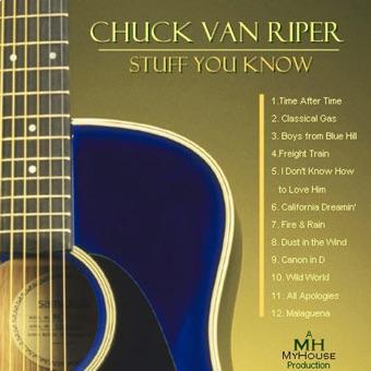 Stuff You Know – Chuck Van Riper