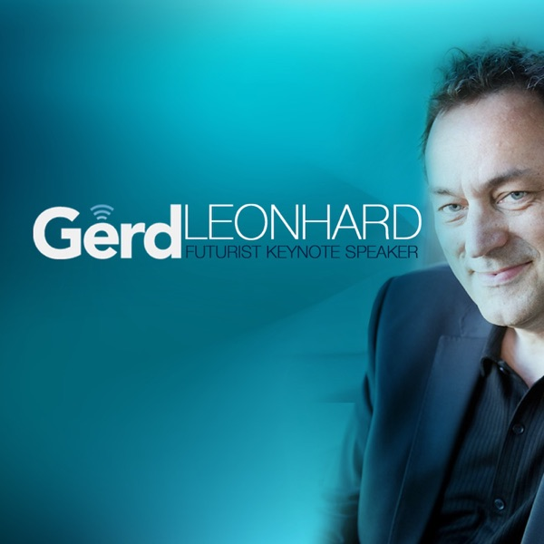 Audio versions of Futurist Gerd Leonhard's keynotes