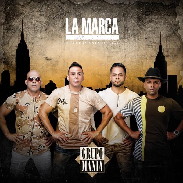 Grupo Manía - La Marca (2016) [iTunes Plus M4A ACC]