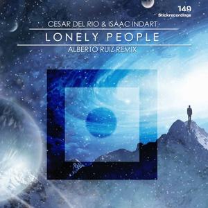 Alberto Ruiz - Lonely People - EP