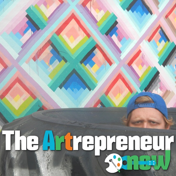The Artsy Now Show: Creative Entrepreneurs - Artists - Musicians - Digital Nomads | Heath Armstrong