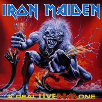 A Real Live Dead One – Iron Maiden