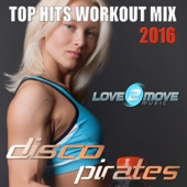 Top Hits Workout Mix 2016 - Non-Stop Mix 130 BPM