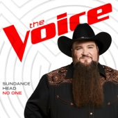 Sundance Head - No One (The Voice Performance) artwork