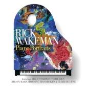 Piano Portraits - Rick Wakeman Cover Art